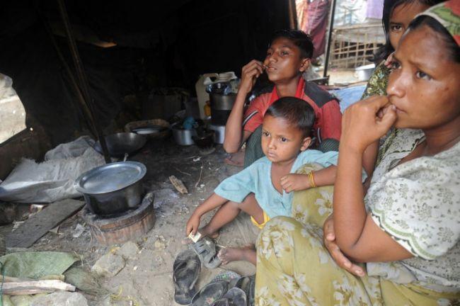 بورما ضمن تسع دول خطرة على مستوى العالم للأقليات