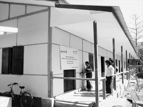"""""""الأصمخ"""": الأولوية لـ""""التعليم"""" و""""الصحة"""" في مساعدة الروهنجيا بأركان"""