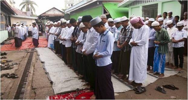 تحفيظ القرآن الكريم ليتامى مسلمي الروهنجيا اللاجئين