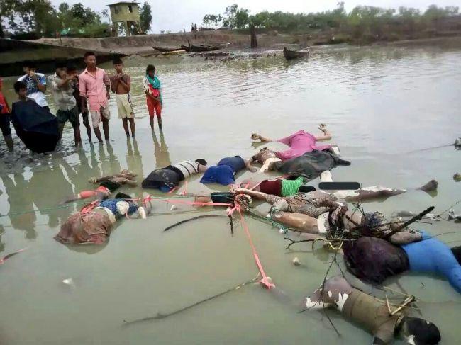 بوذيون (تواطأوا) مع جيش ميانمار في مجازر ضد الروهينغا