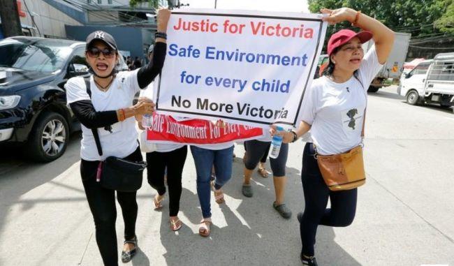 آلاف يحتجون في ميانمار للمطالبة بتحقيق العدالة في قضية اغتصاب طفلة
