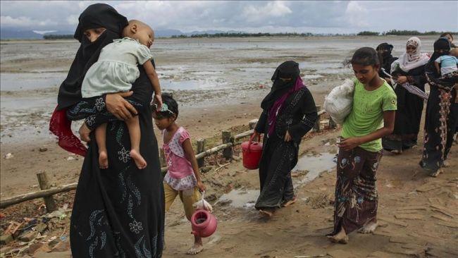 بنغلاديش تعتزم نقل 100 ألف لاجئ روهنغي لجزيرة بخليج البنغال