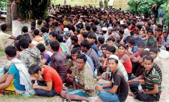 مسؤول بنجلادشي: الروهنجيا يحصلون على جوازات مزورة للوصول إلى السعودية
