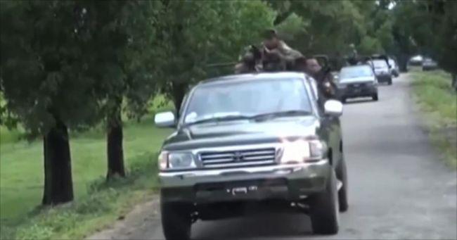 ميانمار تطلق حملة عسكرية بأراكان ضد الروهينغا