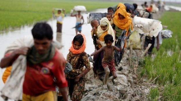 قائد جيش ميانمار: الروهينجا ليسوا من سكان البلاد الأصليين