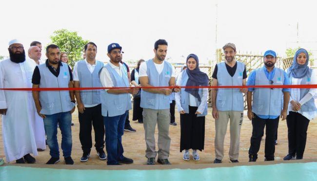 الشيخ سلطان بن أحمد القاسمي يفتتح المستشفى الدائم لعلاج لاجئي الروهينغا في بنغلاديش