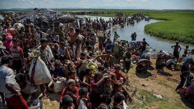 """الأمم المتحدة: الأمطار تقتلع 2700 روهنغي من """"كوكس بازار"""""""