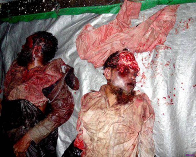Remembrance Day for Rohingya and other Muslim massacre in Burma