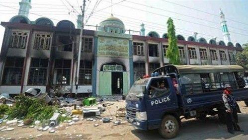 """في الشهر الكريم.. مساجد بورما """"مهجورة"""" بسبب اضطهاد المسلمين"""