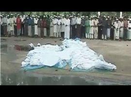 دفن 31 جثة في بنجلاديش عثر عليها على شاطئ البحر