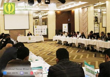 """روهنجيون يختتمون دورة """"جنيف للعلاقات الدبلوماسية والقنصلية"""" بتركيا"""