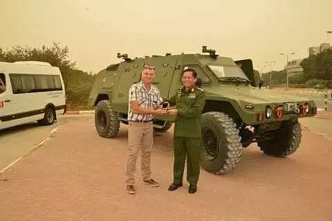 """""""هآرتس"""": إسرائيل تمد بورما بالأسلحة لإبادة المسلمين بالمخالفة لقرار الاتحاد الأوروبي"""