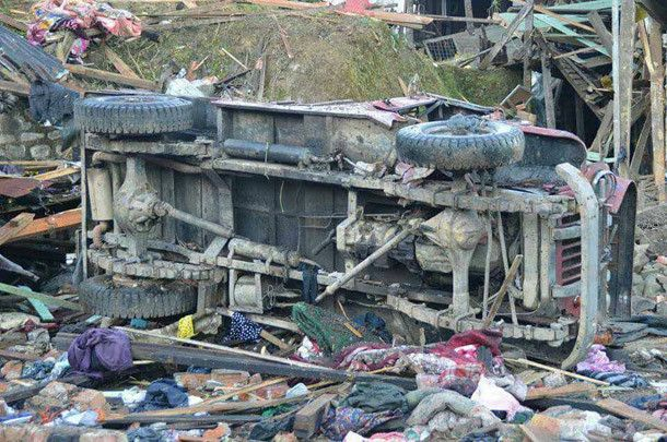 Explosion Kills 6 in Chin State Capital