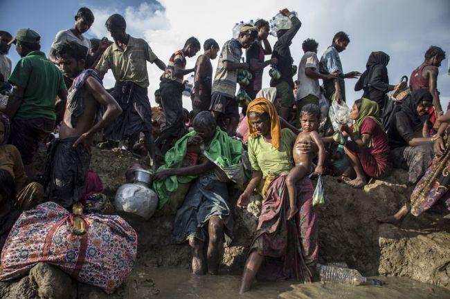 أزمة الروهينجا في شهرها الثالث: استمرار تدفق الفارين من العنف وتضاعف معدلات سوء التغذية بين الأطفال