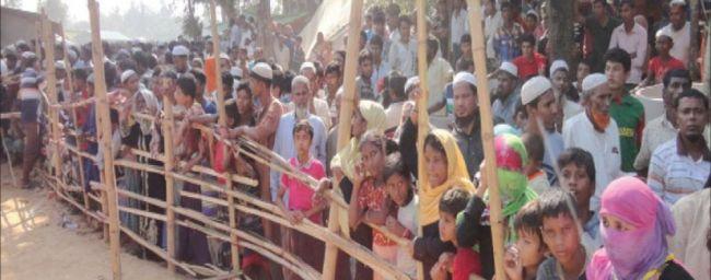 لاجئون من مسلمي الروهينغا يروون لصحيفة «الدستــور» عمليـــات القتــل والتعذيب الرهيبة بحــق ذويهـم