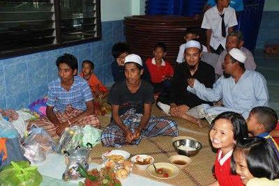 الحكومة التايلندية توقف الترحيل الفوري للاجئين الروهنجيين
