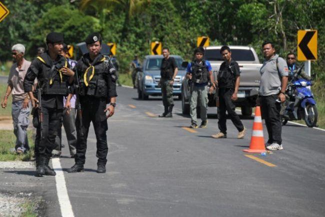 العثور على 8 مقابر جديدة على خلفية التحقيقات حول الإتجار بالبشر في تايلاند