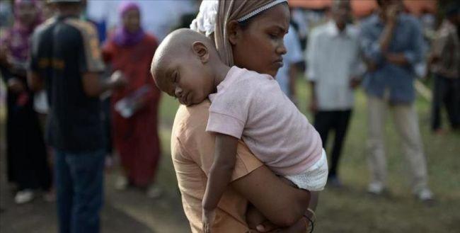 بنجلاديش تبدأ إحصاء لأقلية الروهينجيا