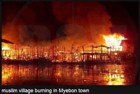 إبادة مسلمي بورما .. حرب يتجاهلها العالم