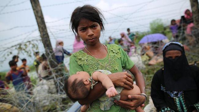 نصف مليون طفل روهنغي في مخيمات بنغلادش بحاجة إلى التعليم