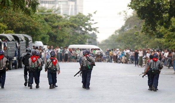 اللجنة الدولية للصليب الأحمر تستنكر إطلاق النار على متطوعين في ميانمار