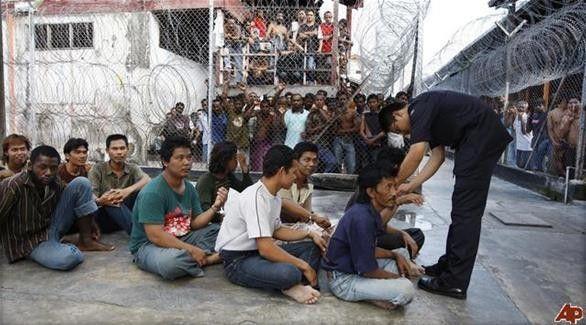 تايلاند: القبض على أكثر من 100 من مهربي البشر منذ 2014