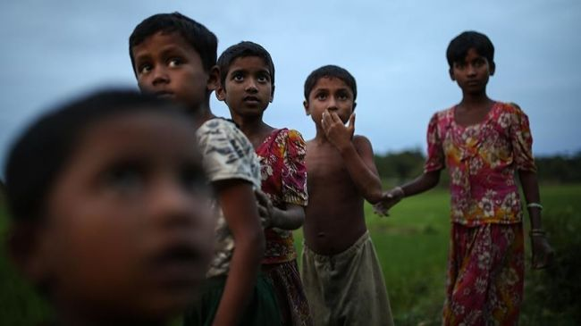 يونيسف: حوالي 400 ألف أراكاني لجأوا إلى بنغلاديش بينهم 220 ألف طفل