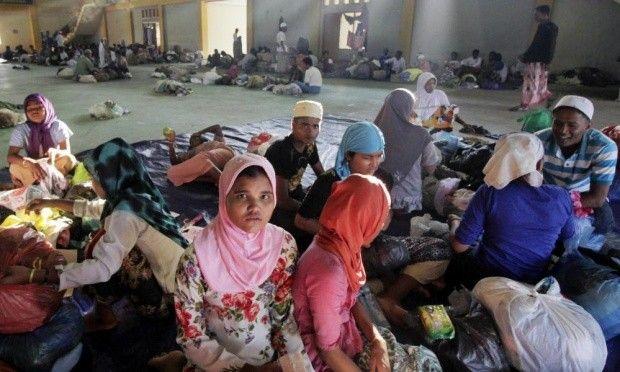 الجارديان: ماليزيا تطالب الآلاف من لاجئى الروهينجا بالعودة إلى بلادهم