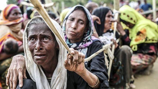 لاجئو أراكان في سريلانكا يتعرضون لعنف البوذيين