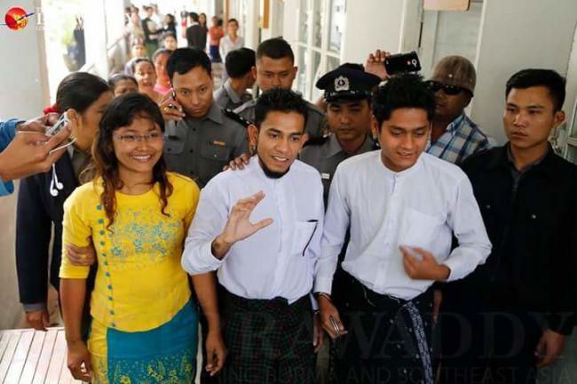 اعتقالات متكررة في بورما لدعاة التسامح مع الأديان