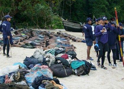 بانكوك تنفي اتهامات بقتل لاجئين من الروهنجيا