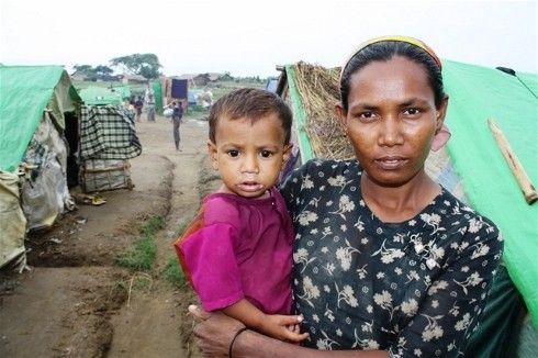 خيارات صحية محدودة أمام النازحين الروهينجا في ميانمار
