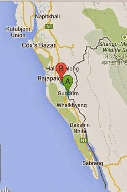 حرس حدود بنجلاديش تعتقل 18 بوذياً متطرفاً في الشريط الحدودي لبورما
