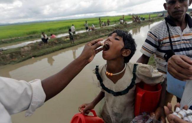 يونيسيف: أطفال اللاجئين الروهينجا في بنجلادش في حالة بائسة