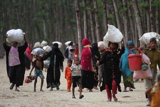 إجلاء آلاف المواطنين في بنجلاديش تحسباً لإعصار محاسن