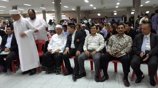 المجتمع الروهنجي في تايلاند (RST) تعتزم إقامة حملة إغاثية