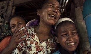 بورما تعاني من تنامي تجارة الرقيق على حدودها