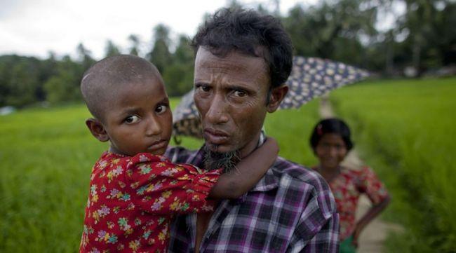 منظمة روهنجية في بريطانيا تدعو ميانمار لتنفيذ قرار الأمم المتحدة بشأن الروهينجا