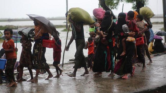 """""""ميانمار"""" تطلب من بنغلاديش عدم وصف الروهنغيا بأنهم """"مواطنون ميانماريون"""""""