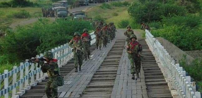 ميانمار تكثف الإجراءات الأمنية في منطقة الروهينغا