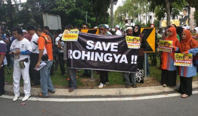 الروهينغا.. أزمة عبرت الحدود