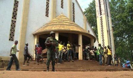 إفريقيا الوسطى: تحويل المساجد إلى حانات لشرب الخمر
