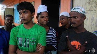 موجة جديدة من المهاجرين الروهنجيين تصل تايلاند