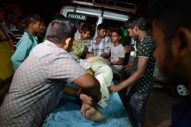 زلزال بقوة 6.9 درجات يضرب شمال بورما