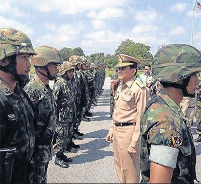 قائد البحرية التايلاندية ينفي قتل الروهنجيا في البحر