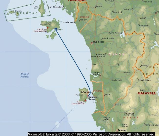 """ماليزيا تبحث توطين الروهنجيا في جزيرة """"بينانج"""" الشمالية"""