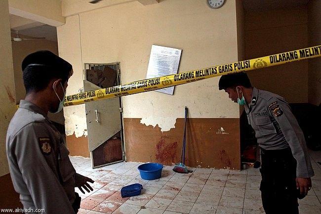 مقتل 8 بإندونيسيا في شجار بين مسلمين وبوذيين بورميين