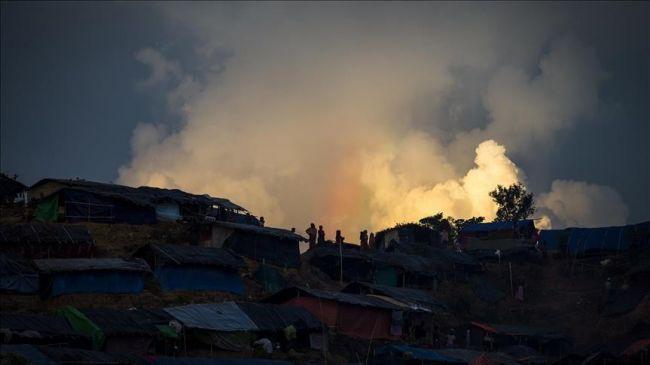 """""""رايتس ووتش"""": صور أقمار صناعية تظهر حرق 288 قرية لمسلمي الروهنغيا"""