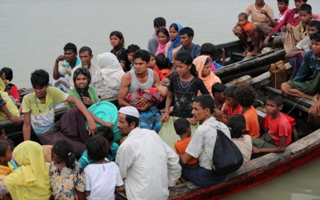 قفزة جديدة في أعداد الروهينجا الفارين من العنف والجوع في ميانمار