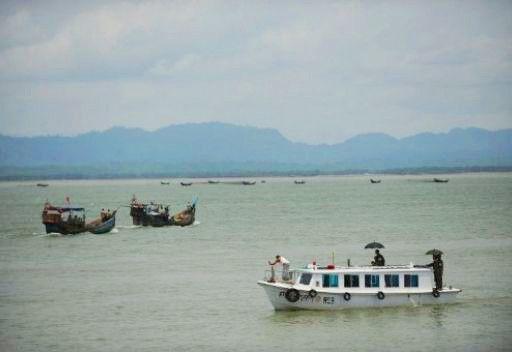 اعتقال 21 روهنجياً في خليج البنغال كانوا في طريقهم إلى ماليزيا